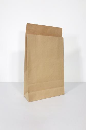 Baskılı Kahve Kraft Kağıt Hediye Zarfı