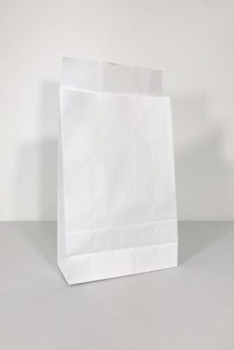 Baskısız Beyaz Kraft Kağıt Hediye Zarfı